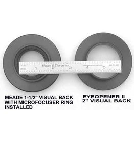Peterson Engineering Peterson Engineering Eye Opener II 2 Inch Visual Back