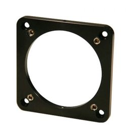 """Feathertouch Feathertouch BA20FL--Base 2.0"""" flat with leveling screws"""
