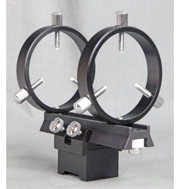 Stellarvue Stellarvue 50 - 60 mm Finder Rings - Mounts to Hinged Rings - R050ET