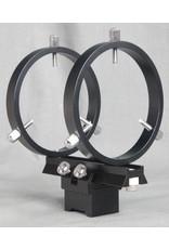Stellarvue Stellarvue 80 mm Finder Rings - Mounts to Hinged Rings - R080ET