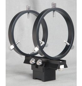 Stellarvue Stellarvue 80 mm Finder Rings - Mounts to Hinged Rings - R080ET