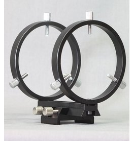 Stellarvue Stellarvue 80 mm Finder Rings - Mounts to Schmidt-Cassegrains - R080ST