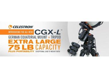 Celestron CGX-L Series