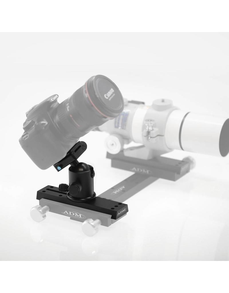 ADM ADM VDUP-BCM- V Series Universal Dovetail Ballhead Camera Mount