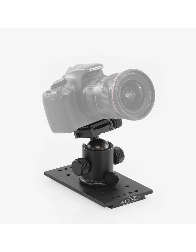 ADM ADM D Series Universal Dovetail Ballhead Camera Mount