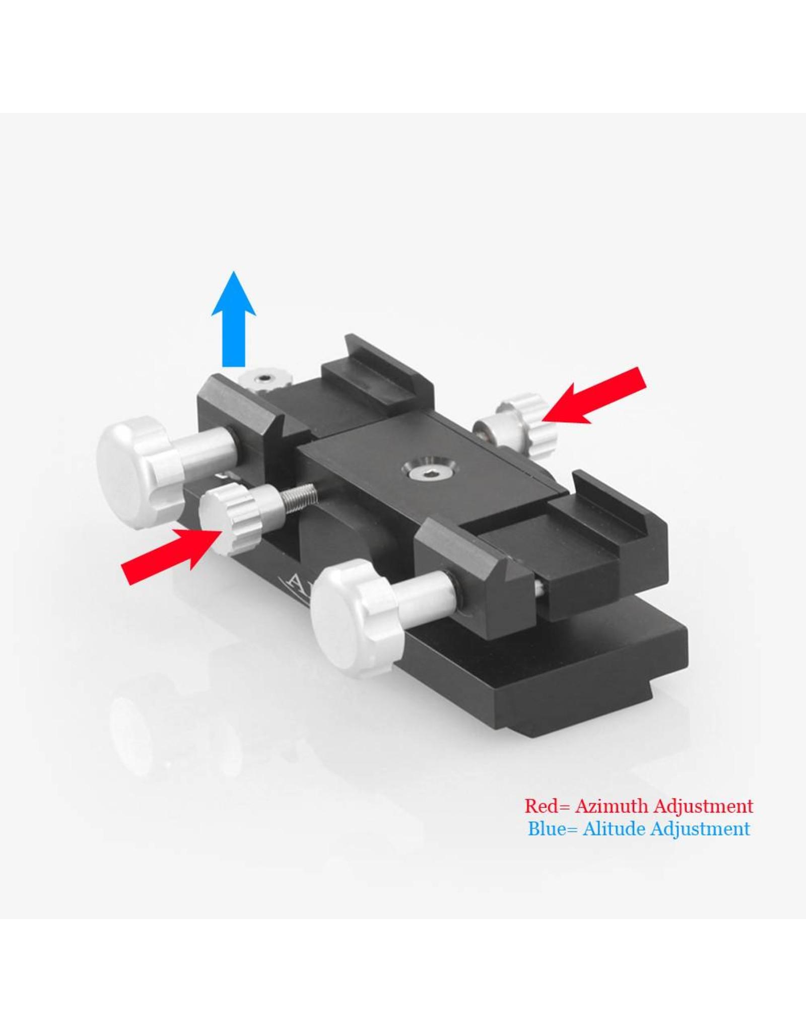 ADM ADM Mini-MAX ALT/AZ Aiming Device Male Dovetail Version