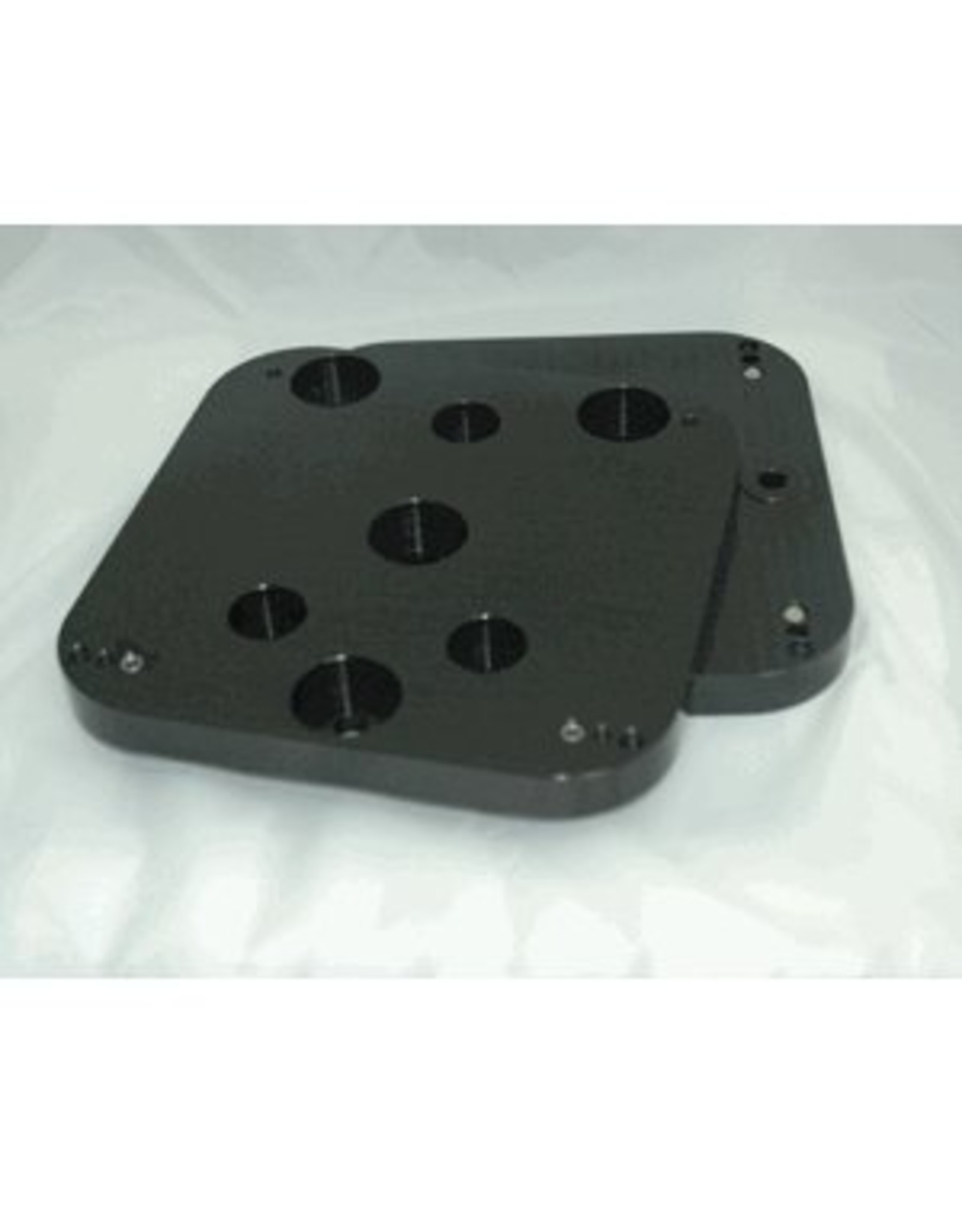Software Bisque Paramount ME/MEII/MX Wedge to Pier Adaptor Plate- Heavy