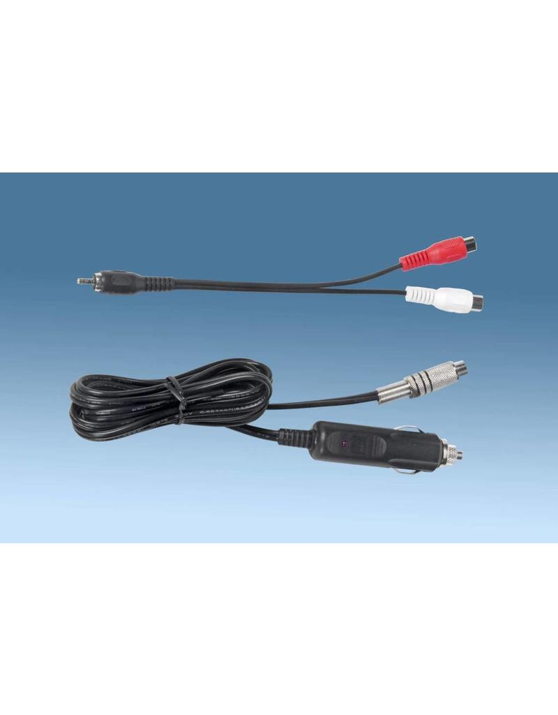 Astrozap Astrozap AZ-719 Simple DC Adapter with Y Cable