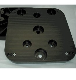 Software Bisque Paramount ME Wedge to Pier Adaptor Plate- Lightweight