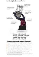 Software Bisque Paramount Taurus Pedestal