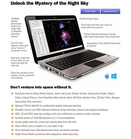 Software Bisque The SkyX Serious Astronomer Edition