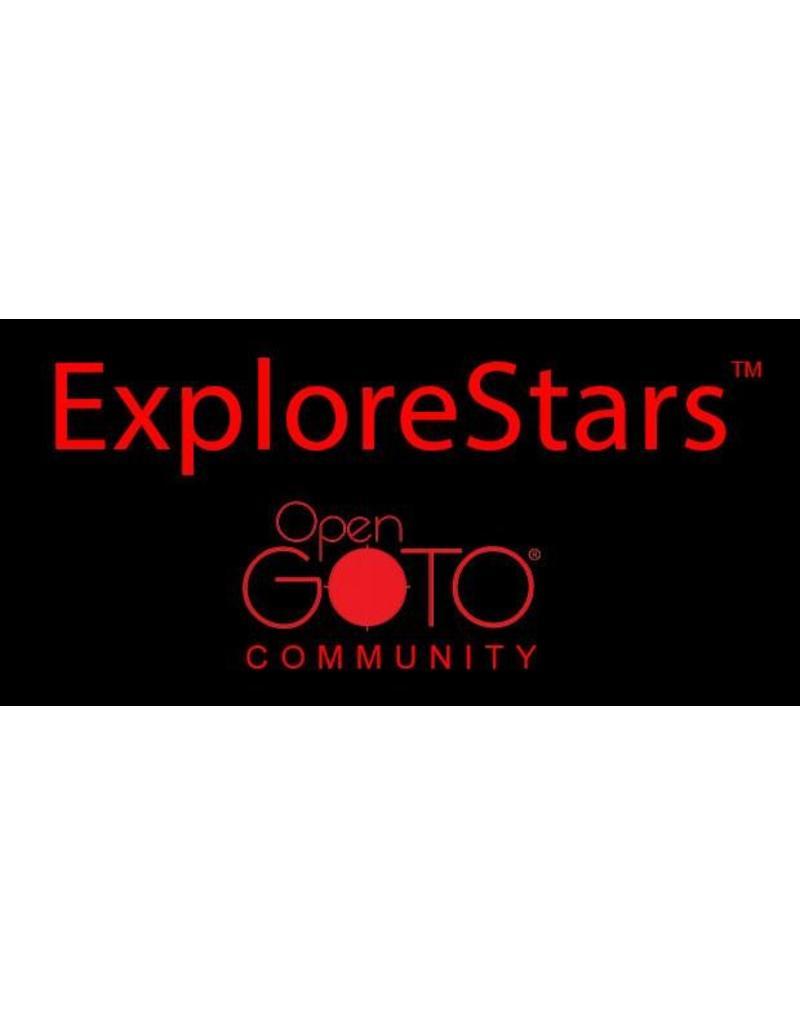 Explore Scientific EXOS2-GT Equatorial Mount with PMC-Eight GoTo System