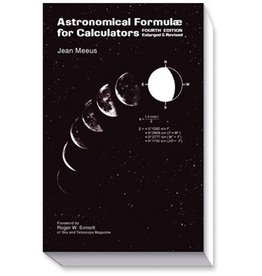 Astronomical Formulae for Calculators 4th ed.