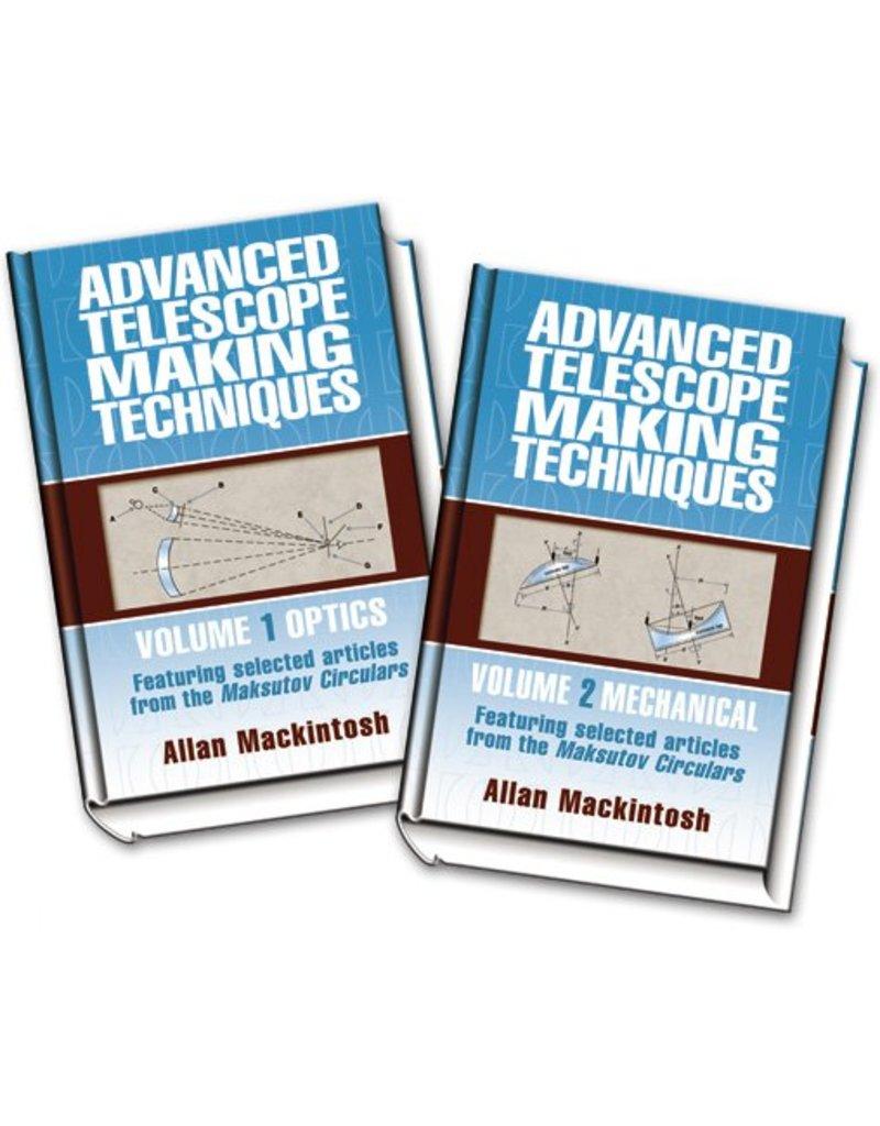 Advanced Telescope Making Techniques Vol 1: Optics