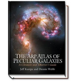 Arp Atlas of Peculiar Galaxies