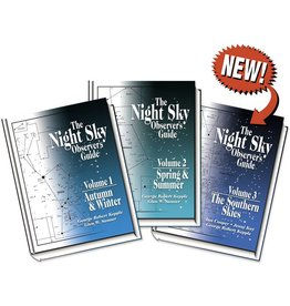 Night Sky Observer's Guide, Vol 1 Fall/Winter