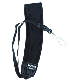 Bower Bower #SS2475BK Neoprene Neck Strap for Compact Camera/Flashlight