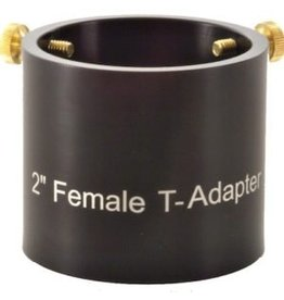 "Lumicon Lumicon Female T-Thread - 2"" Female Adapter"