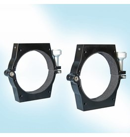 Stellarvue Stellarvue Heavy Duty Dual Rings for 105mm telescopes