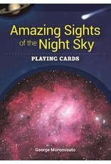 AdventureKeen 101 AMAZING SIGHTS OF THE NIGHT SKY PLAYING CARDS