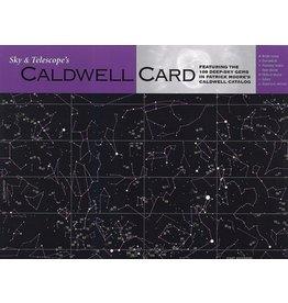 Sky & Telescope's Caldwell Card