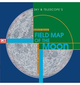 Field Map of the Moon Mirror-Image