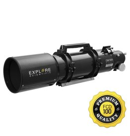 Explore Scientific FCD100 ED 102mm Air-Spaced Triplet Series Carbon Fiber