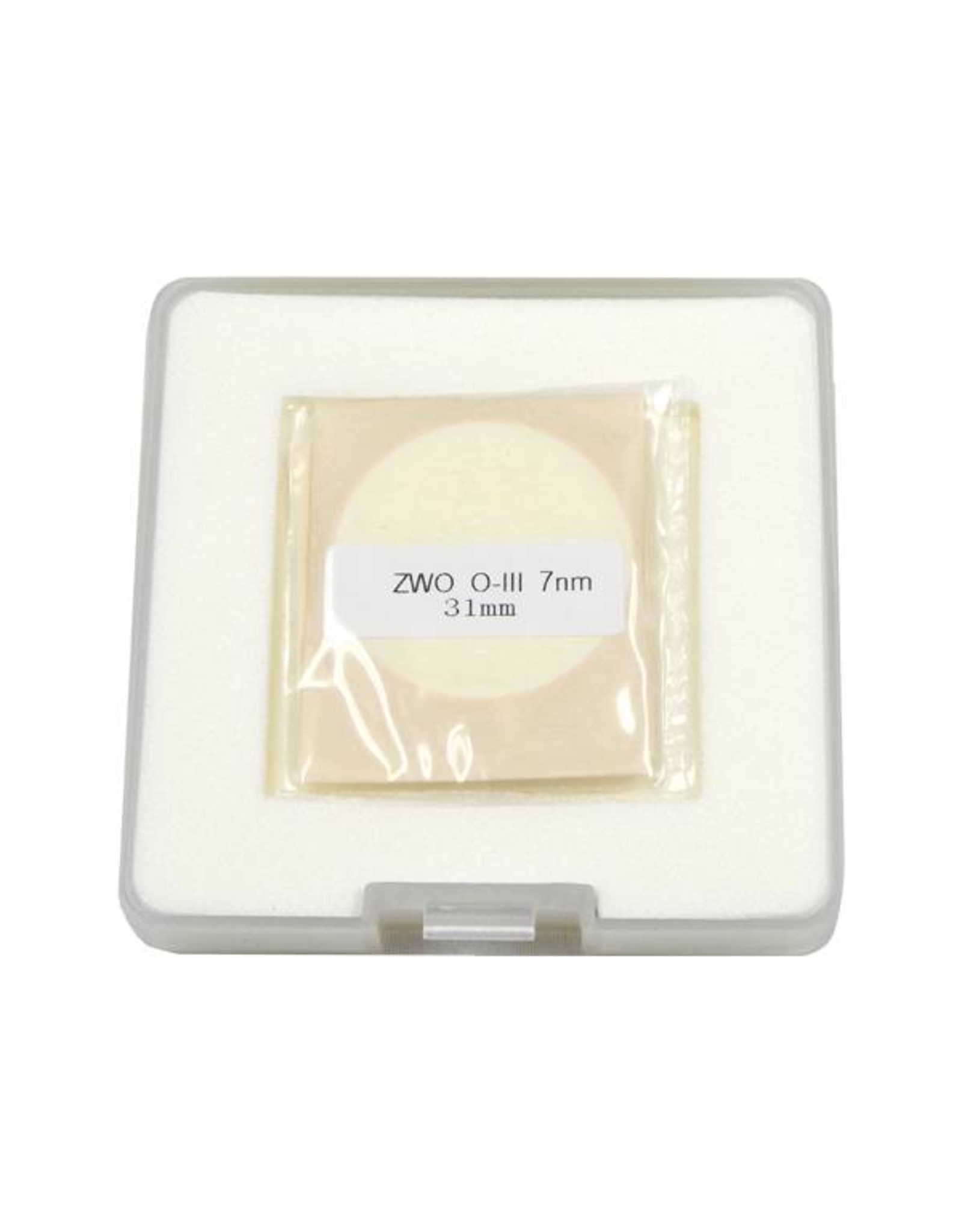 ZWO ZWO 31mm Narrowband Filters - OIII, Ha, SII