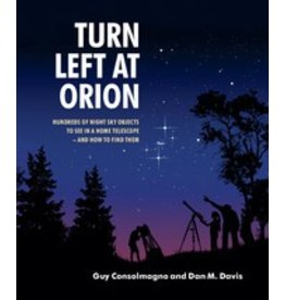 Turn Left at Orion, 4th Edition