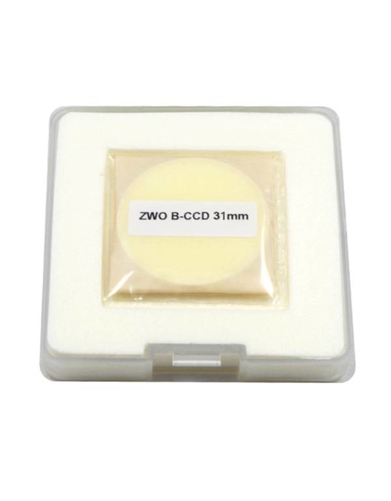 ZWO ZWO LRGB 31mm Premium Filter Set