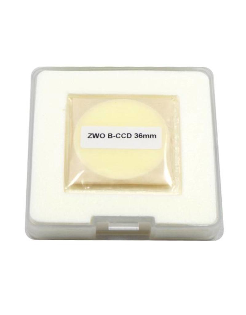 ZWO ZWO LRGB 36mm Premium Filter Set