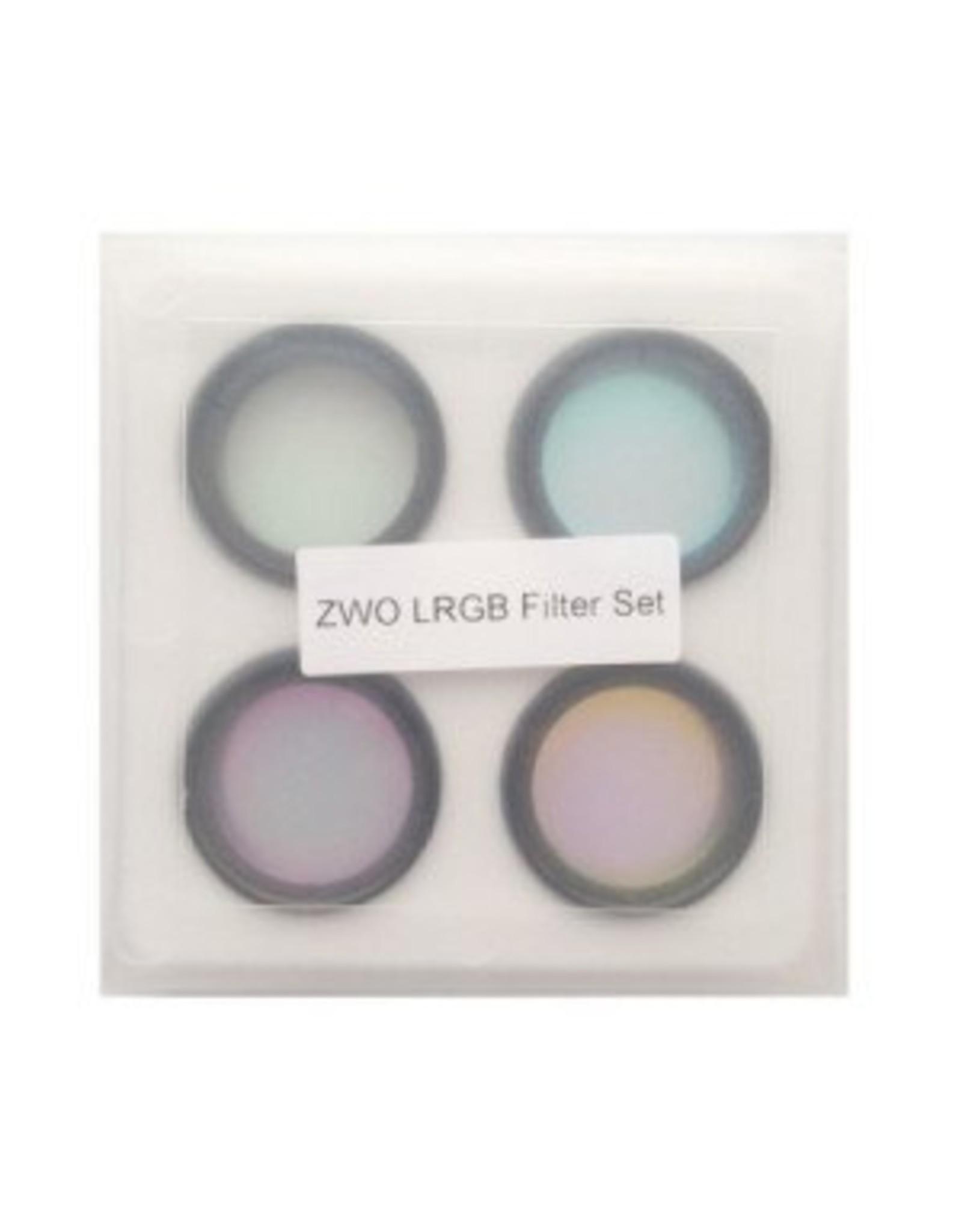 """ZWO ZWO LRGB Filter Set (1.25"""")"""