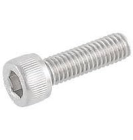 Steel socket screw 1/4-20 (pack of 2)