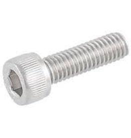 Steel socket screw 1/4-20 (pack of 2)