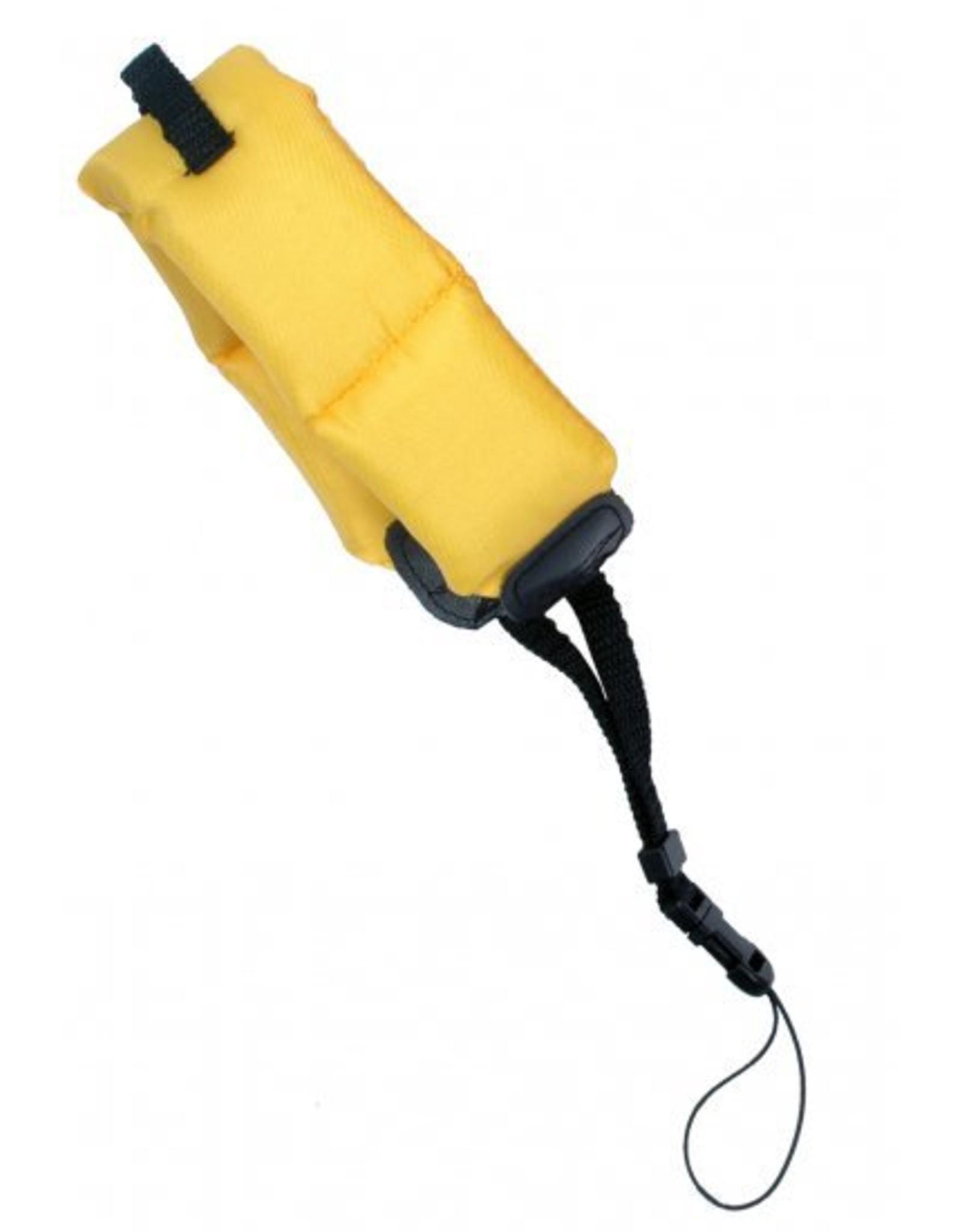 Floating Wrist Strap-Yellow