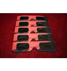 Thousand Oaks Optical Thousand Oaks Solar Viewing Glasses (Pack of 5)