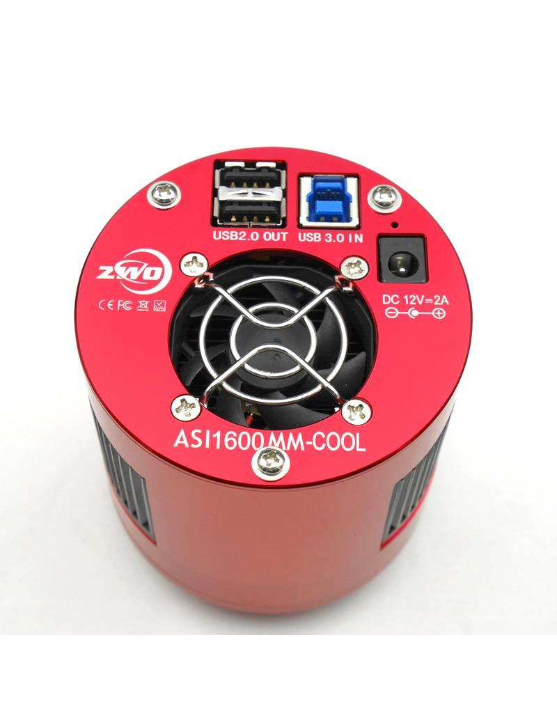 ZWO ZWO ASI1600MM Cooled Pro USB 3.0 Monochrome Astronomy Camera