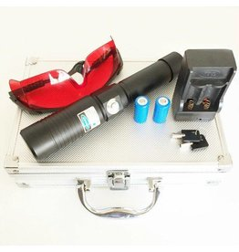 Arcturus Arcturus 300mw High Power Green Laser Pointer Kit with Safety Key