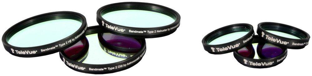 Tele Vue Bandmate Type 2 Nebustar Filters