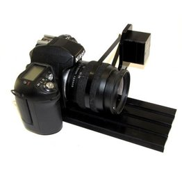 Feathertouch Feathertouch SI-DOVETAIL--Universal Dovetail Camera Mount