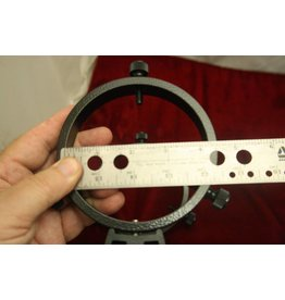 "Orion 105mm ID Guide Rings with 8"" Dovetail Mounting Plate"