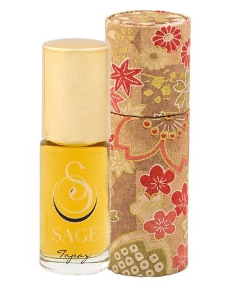Sage Topaz Perfume Oil