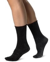 Swedish Stockings Lisa Lurex Socks- Gift Box