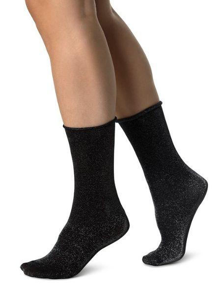 Swedish Stockings Lisa Lurex Socks- Gift Box