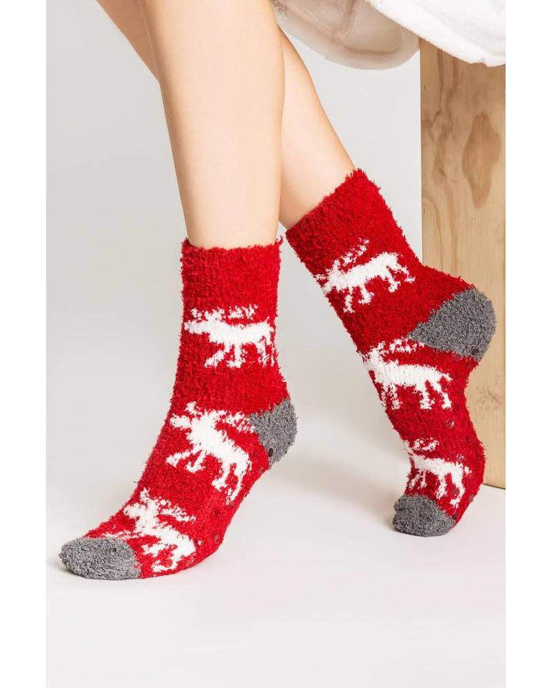 My Fair Family Moose Sock