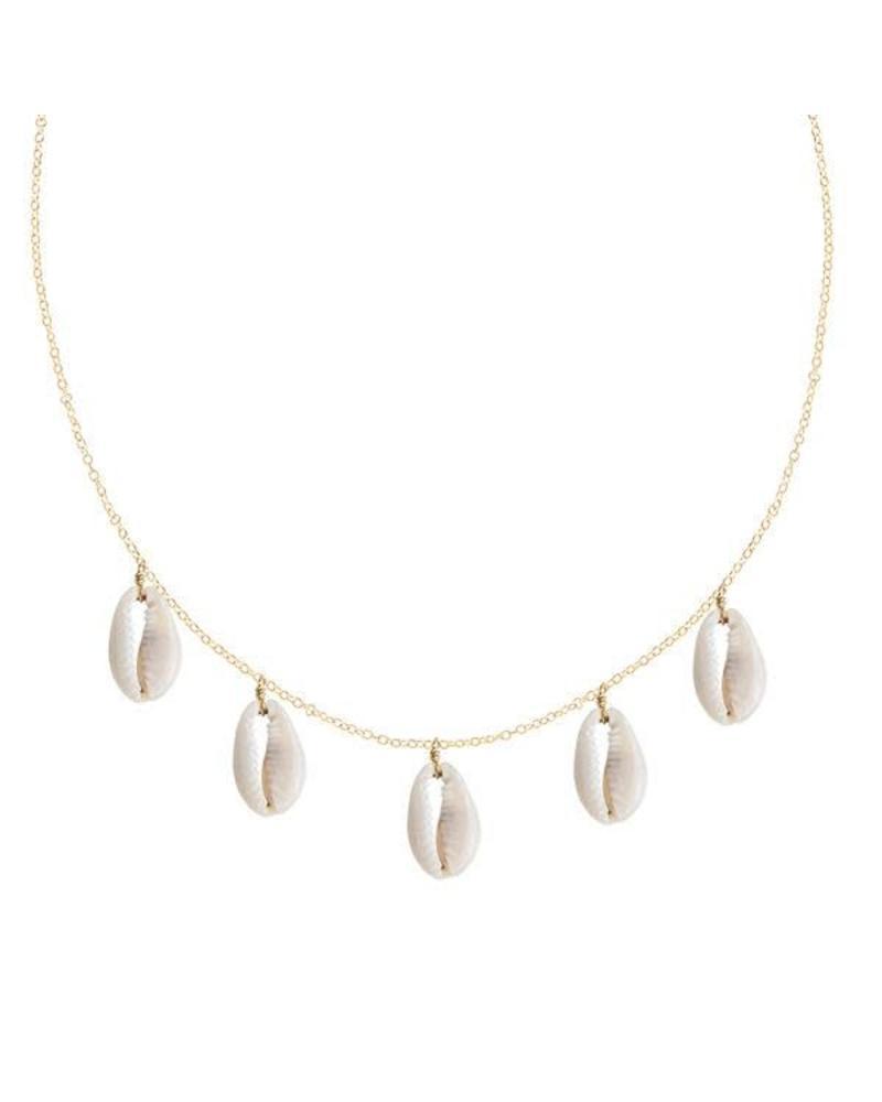 Shashi Inc. Caroline Charm Necklace