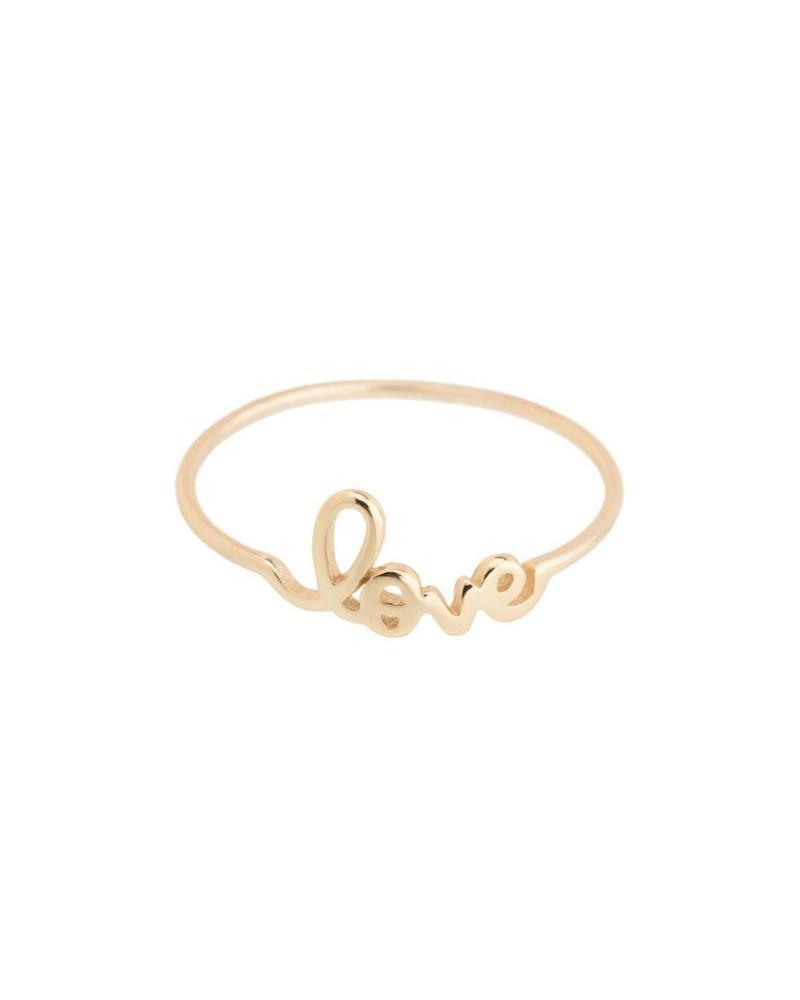 Shashi Love Ring Size 6