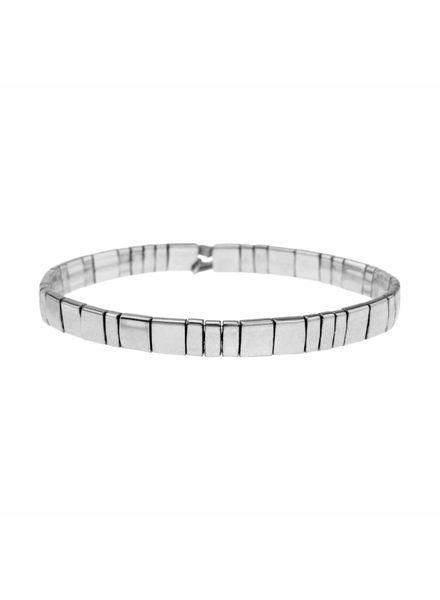 Shashi Tilu Bracelet Fortnox White-Gold