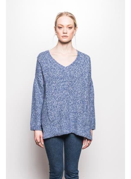 Line Eve V Neck Sweater