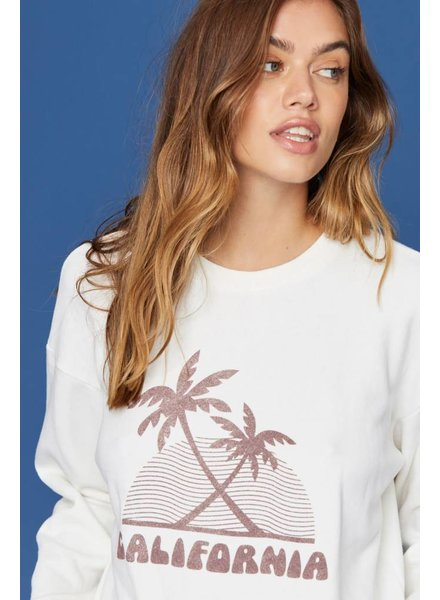LNA Retro California Sweatshirt